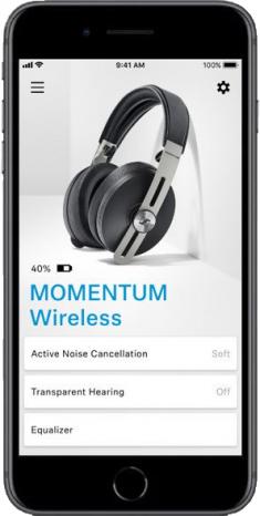 Spersonalizuj brzmienie dzięki Sennheiser Smart Control App