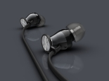 MOMENTUM In-Ear Black Chrome G (M2IEG) - Zdjęcie nr 2