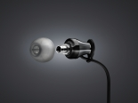 MOMENTUM In-Ear Black Chrome G (M2IEG) - Zdjęcie nr 3