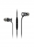MOMENTUM In-Ear Black Chrome G (M2IEG) - Zdjęcie nr 1
